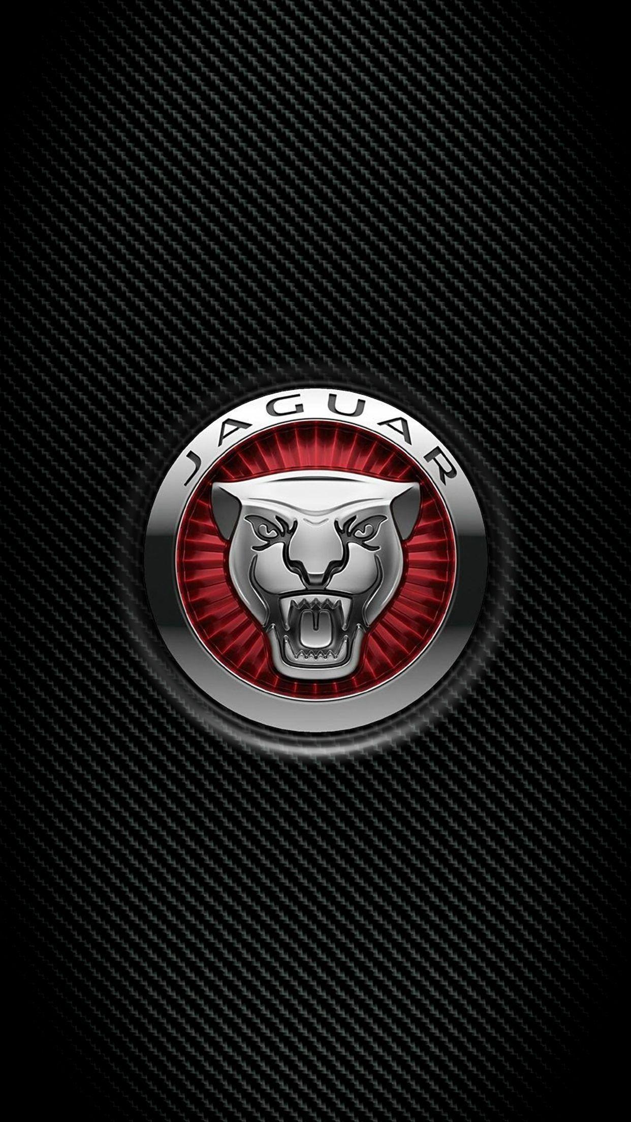 Jaguar logo wallpaper screen saver for smartphone - Car logo wallpapers ...