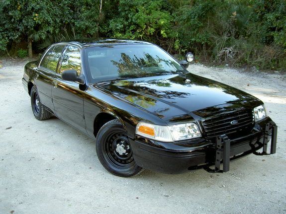 I Secretly Really Want A Police Interceptor And To Slowly