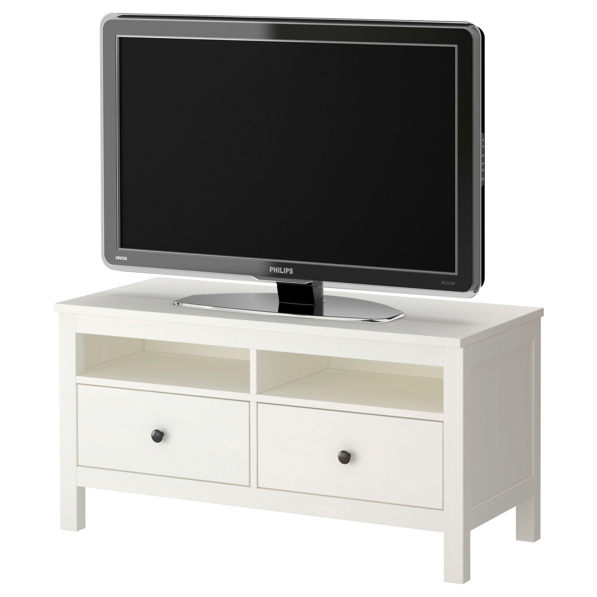 Tv Meubel Bonde.Hemnes Tv Bank Ikea