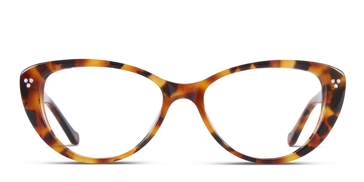 19875fb51d7 The Muse Glendive is a flamboyant cat-eye frame that leaves no head  unturned. Crafted from lightweight acetate