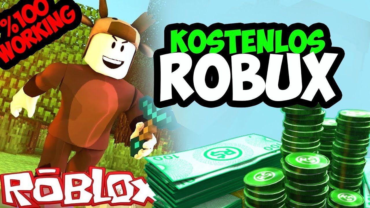 Roblox Hack Deutsch 2018 Robux Kostenlos Bekommen Glitch