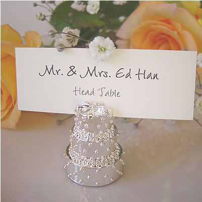 Table Place Cards Wedding Card Idea Is As Old Weddings Are So In Every