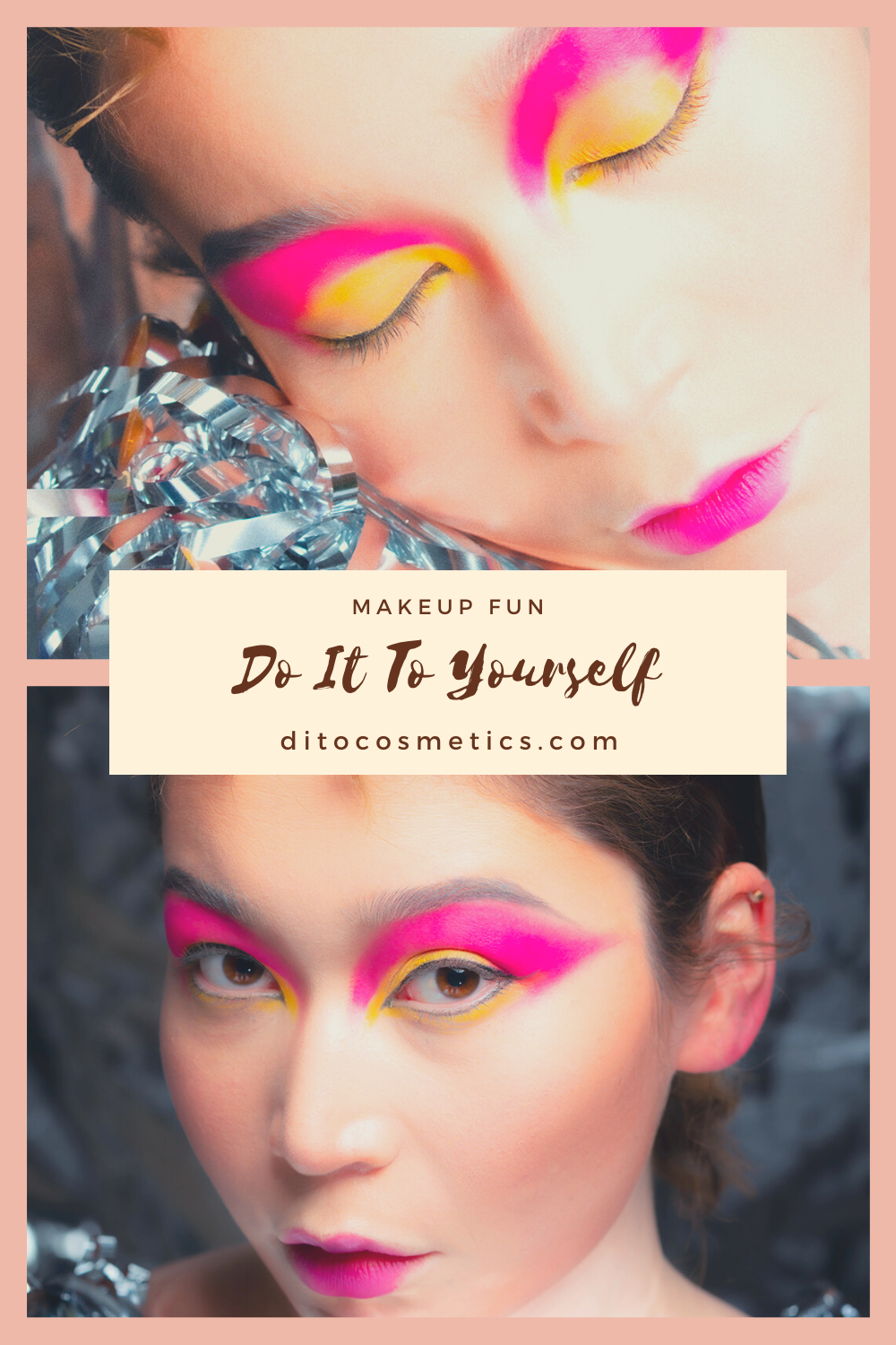 DiTO Cosmetics Do It To Yourself in 2020 Eyeshadow