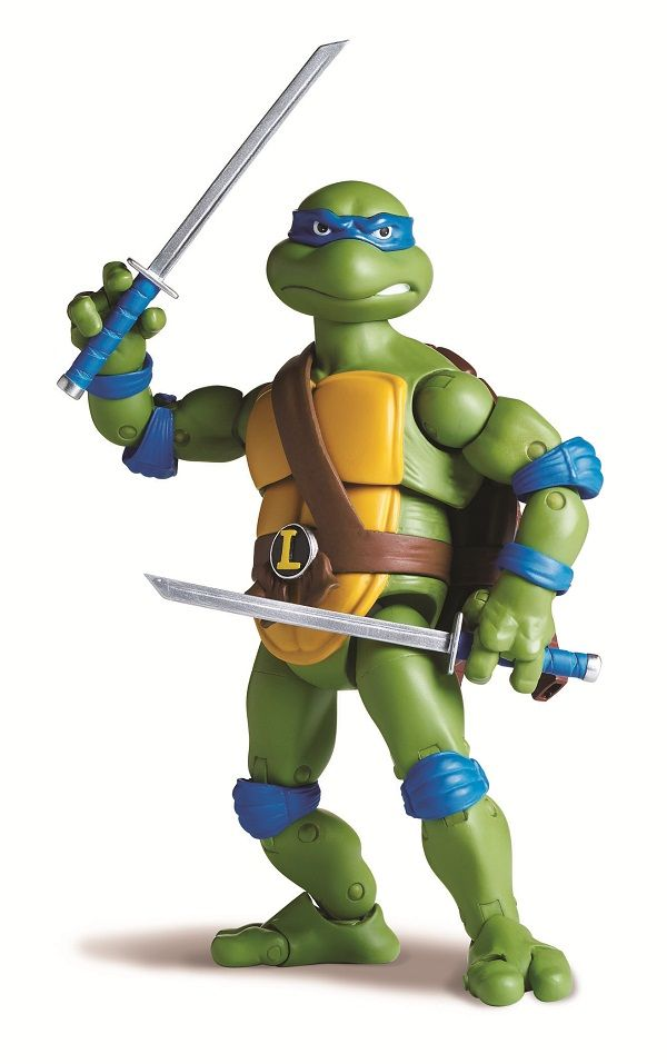 First Teenage Mutant Ninja Turtles Toys : Mtv geek first look playmates tmnt classic collection