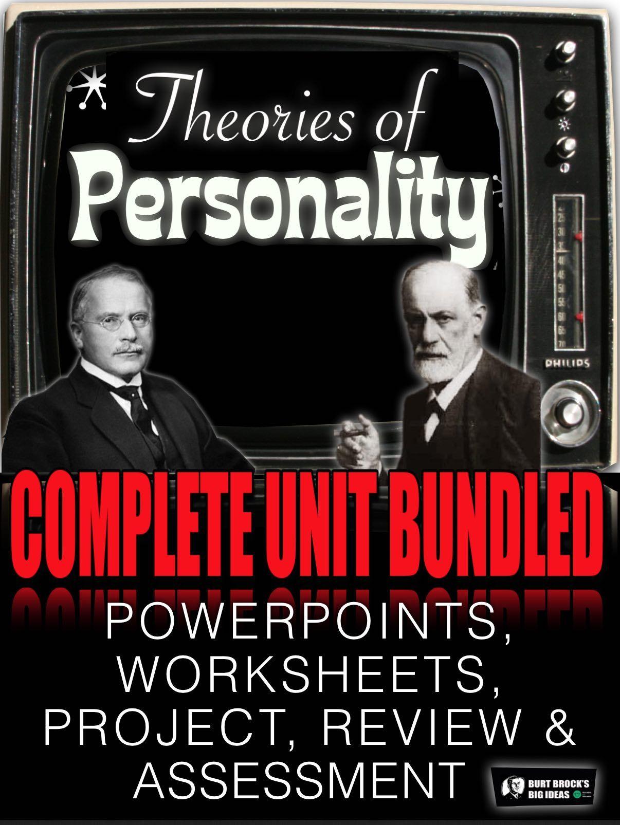 Psychology Personality Unit