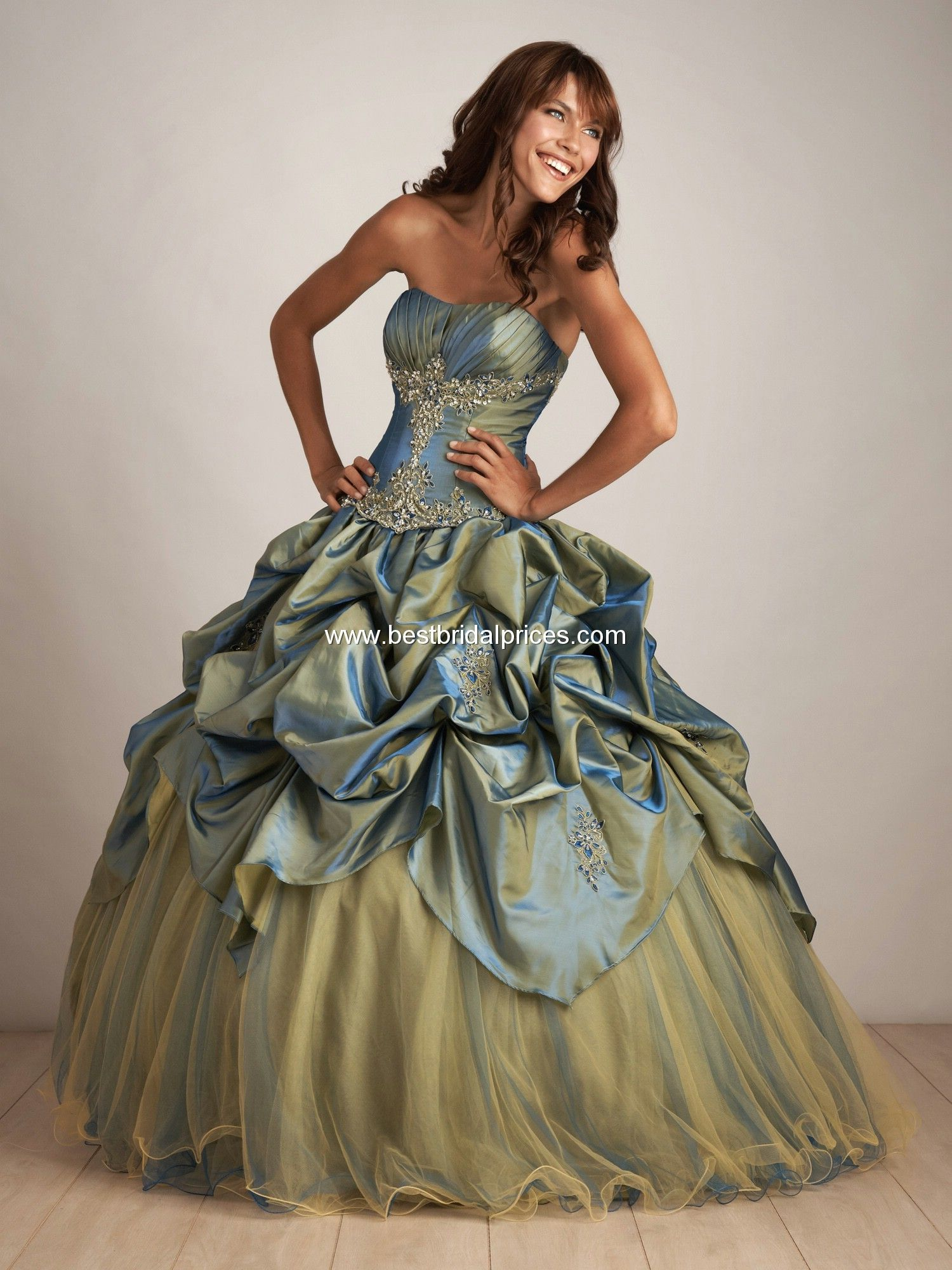 Allure Quinceanera Dresses - Style Q280 - Your Best Bridal Prices