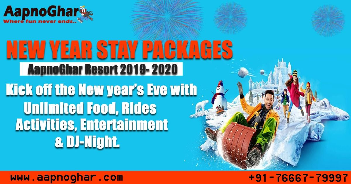 New Year Stay Packages Aapnoghar Resort 2019 2020 Kick Off The New Years Eve With Unlimited New Years Party Christmas Cocktails Recipes Wedding Venues Halls