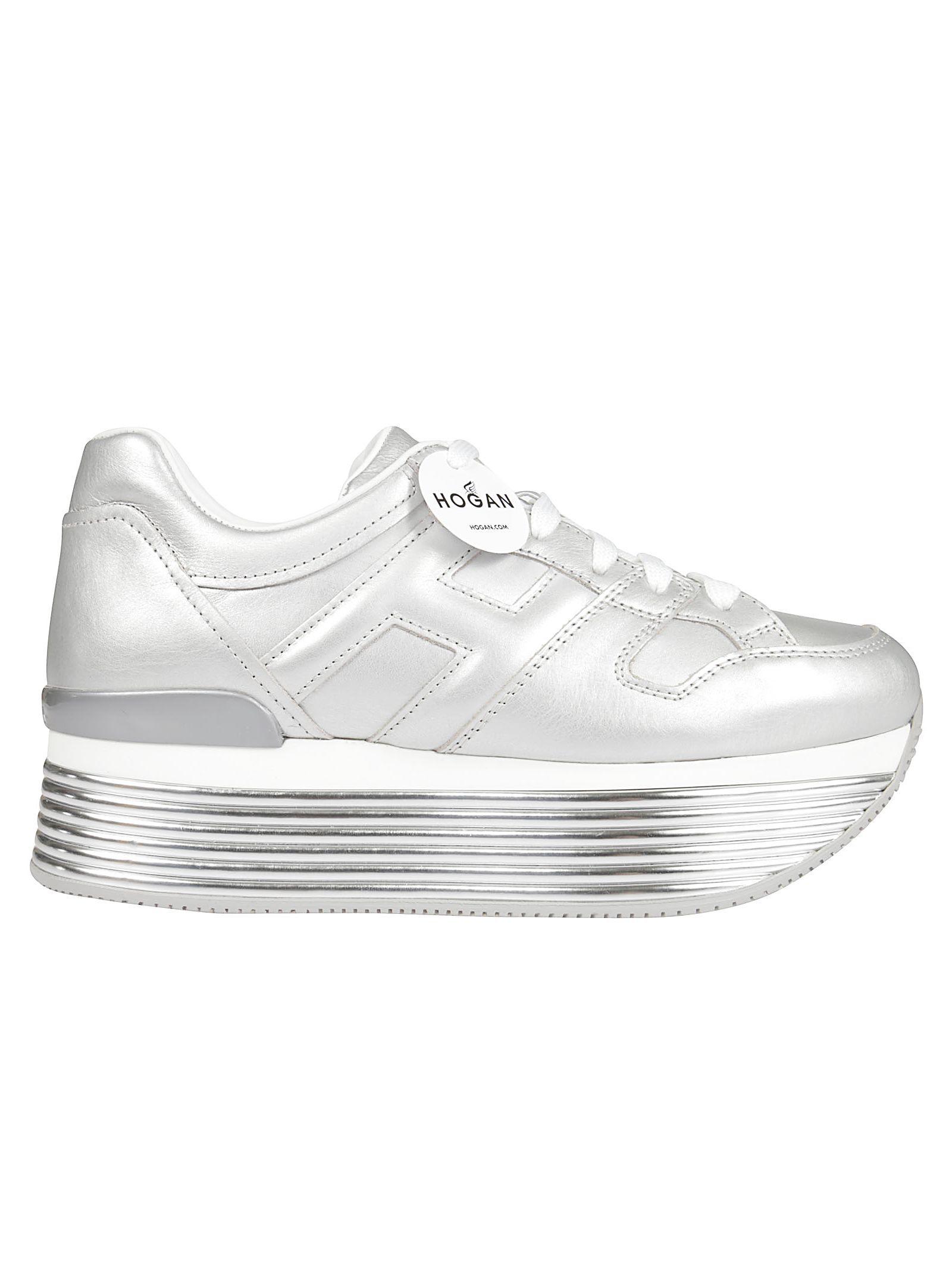 HOGAN | Hogan Hogan H352 Maxi Platform Sneakers #Shoes #Sneakers ...