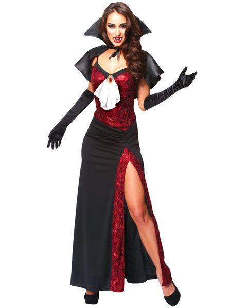 Slinky Vampire Womens Costume in 2019  b54cec51c