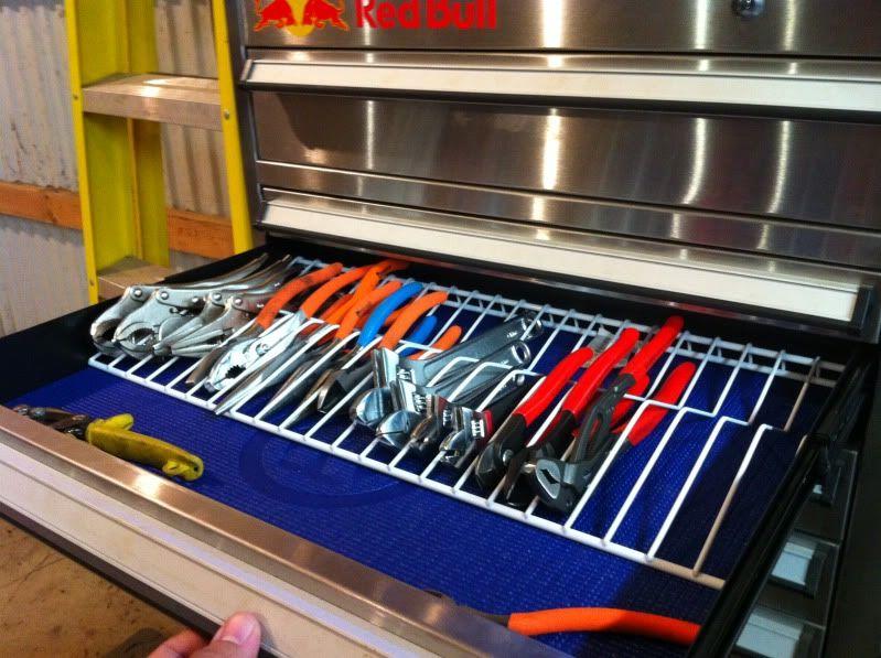 garage tool box ideas - Plier storage ideas The Garage Journal Board