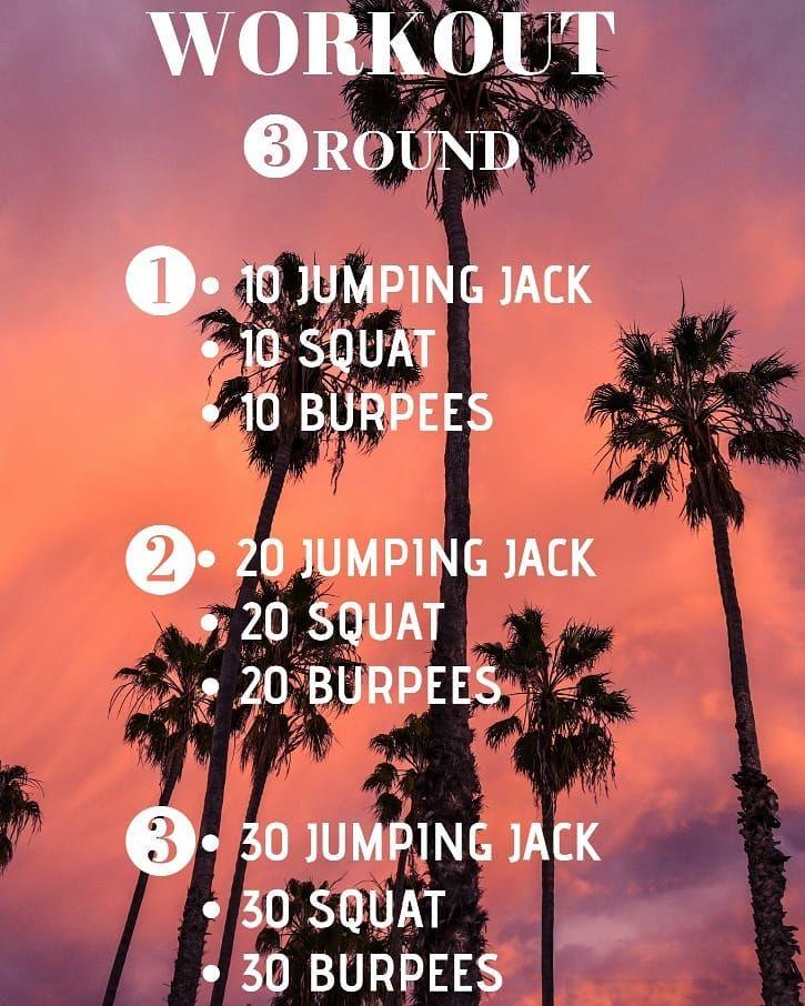Un workout da eseguire a corpo libero. 3 round di tre esercizi. 1 giro eseguire 10 ripetizioni di ju...