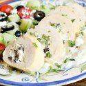 http://www.homemadeinterest.com/greek-chicken-roll-ups/