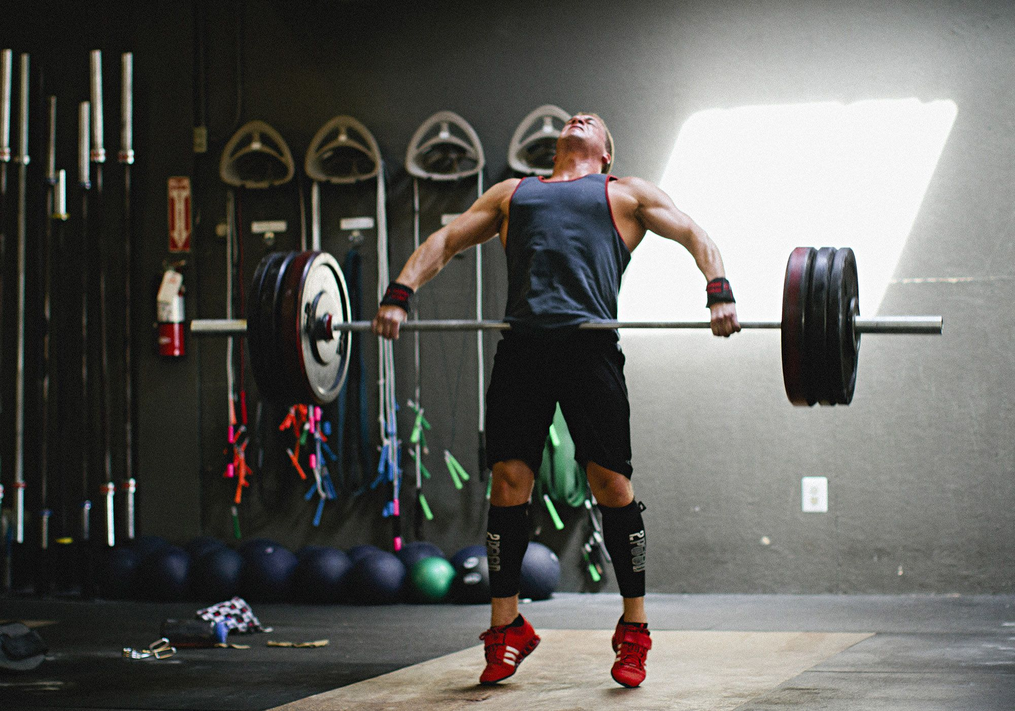 Snatch crossfit motivation one of the coolest