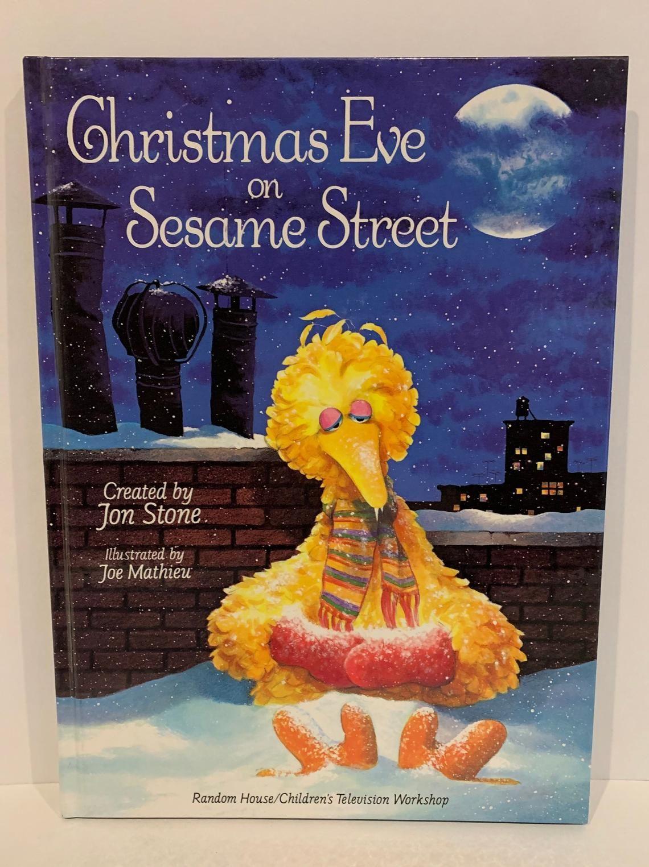 Image 0 Sesame Street Big Bird Christmas Special
