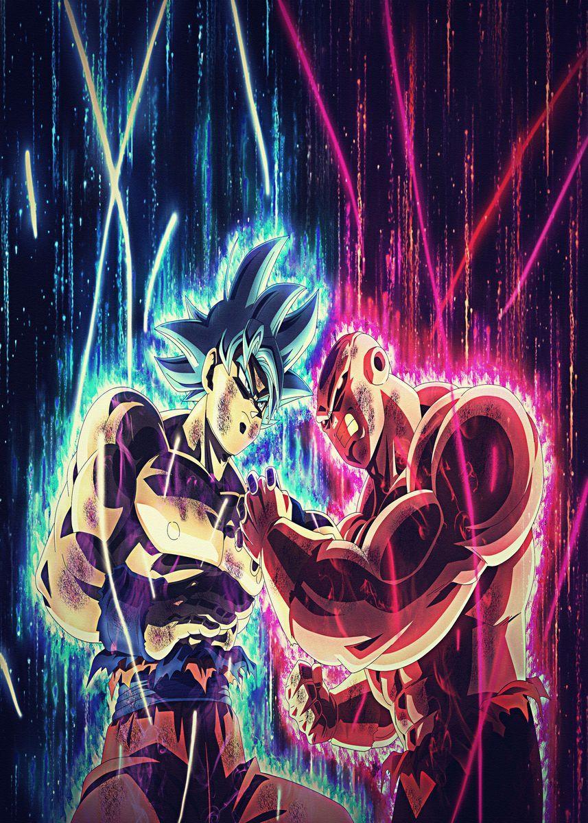 Dragon Ball Z Super Dbz Poster By Mylesgaylordv Displate In 2021 Dragon Ball Super Artwork Anime Dragon Ball Super Dragon Ball Super Manga