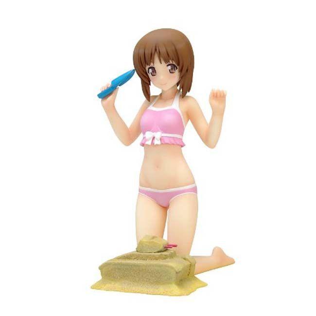 GIrls und Panzer BEACH QUEENS Series 1/10 Scale Figure : Miho Nishizum – HYPETOKYO