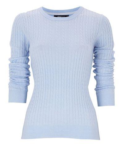 aca5625b9c2 Edit stickad tröja 199.00 SEK, Stickade tröjor - Gina Tricot | Tops ...