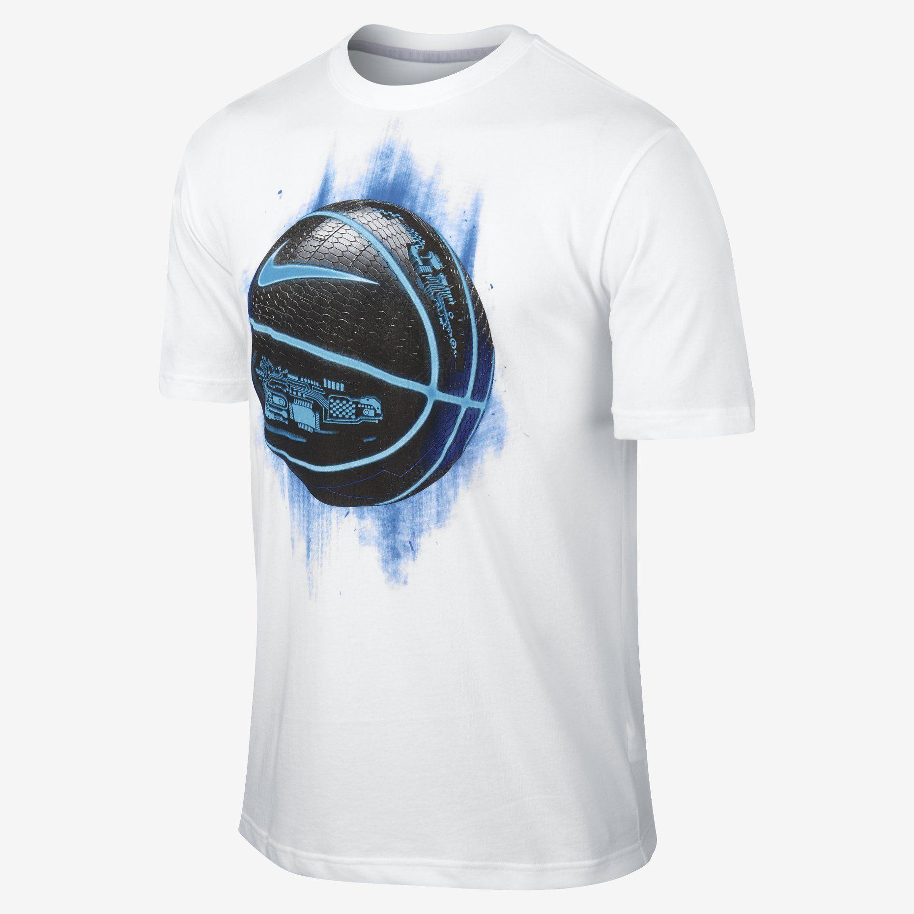 Nike Circuit Glow Ball Men's T-Shirt. Nike Store