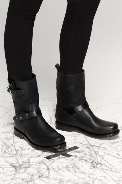 Shop the Moto Boot   Black moto boots