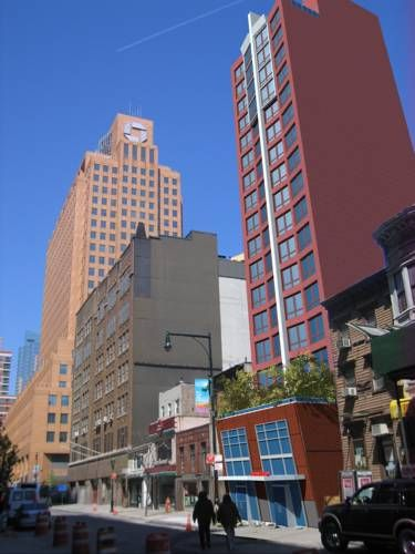 Hotel Indigo Downtown Brooklyn Ny New York This Is Located In The Heart Of And A 10 Minute Walk From Atlantic