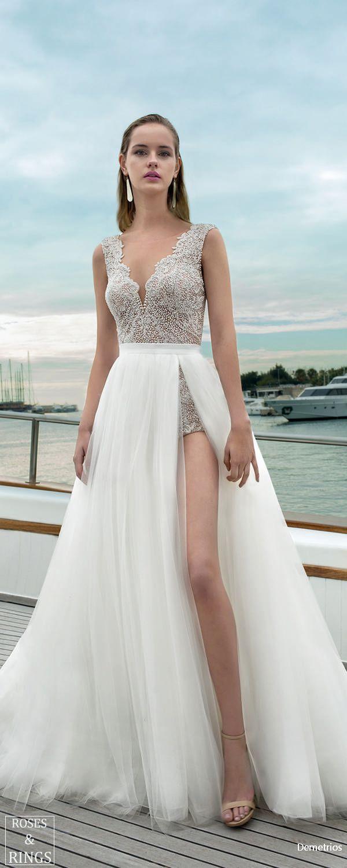 Demetrios Destination Beach Wedding Dresses 2019 Wedding Dresses
