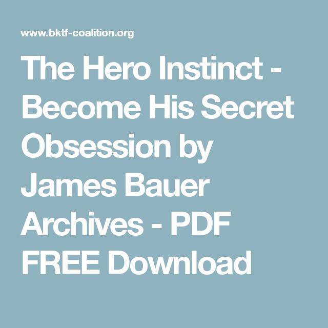 the hero instinct