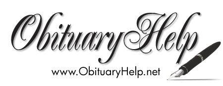 Obituary Templates Printable Forms For Submitting Death