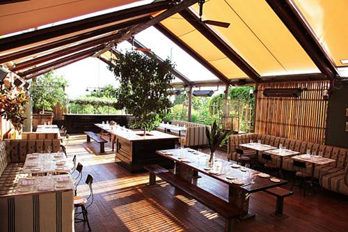The Best Outdoor Restaurant Patios In Los Angeles Outdoor Restaurant Outdoor Restaurant Patio West Hollywood Restaurants