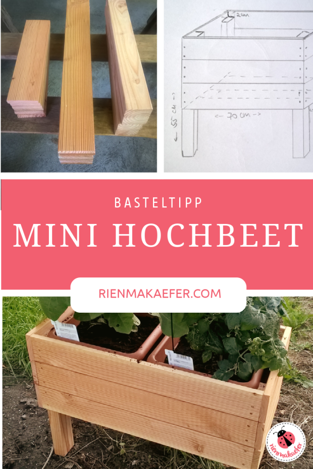 Bastelanleitung Mini Hochbeet Balkonkasten Rienmakaefer In The Middle Of The Big City Behind A Multi Storey Ho In 2020 Mini Garden Small Garden Bedding Plants