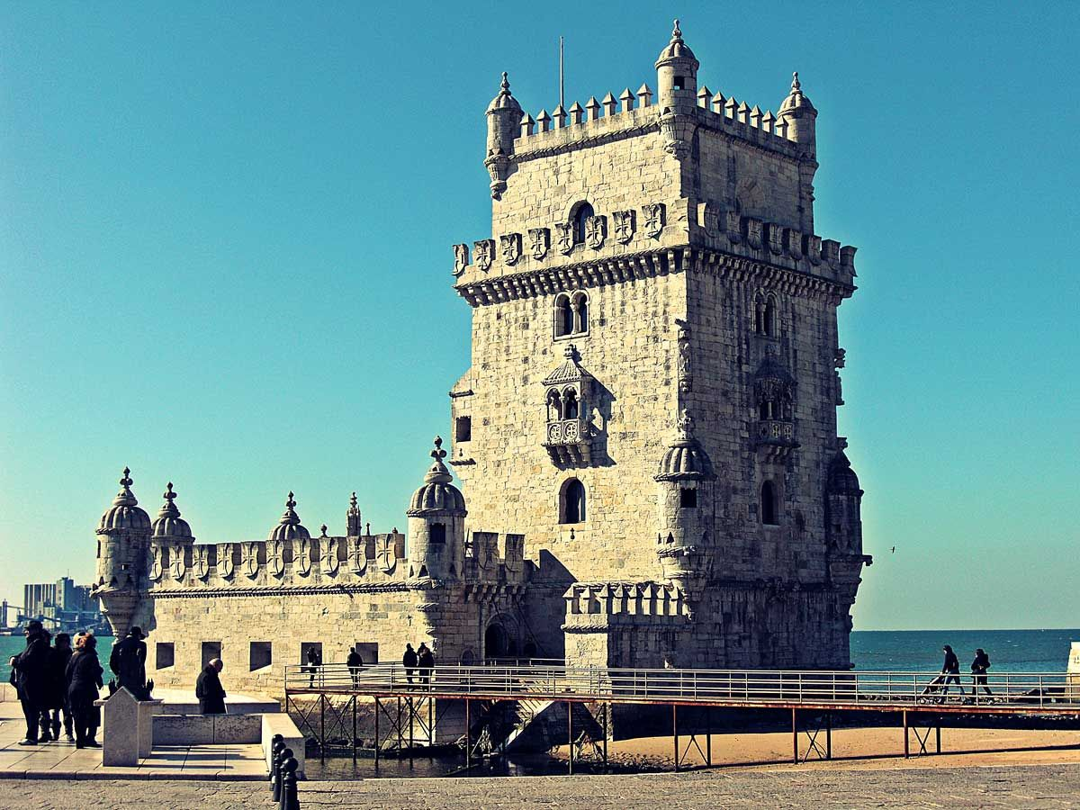 Лиссабон. Самые красивые города Португалии