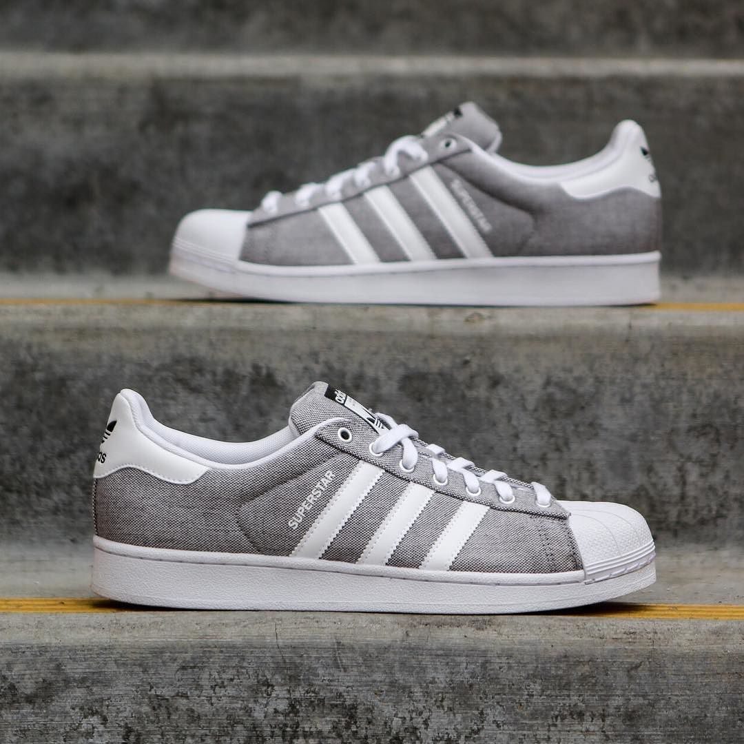 9092ef329b7d Adidas Men s Superstar in charcoal solid grey and footwear white are  available at BAITme.com footwear in sizes 8-13 for  80.  adidas   adidassuperstar ...