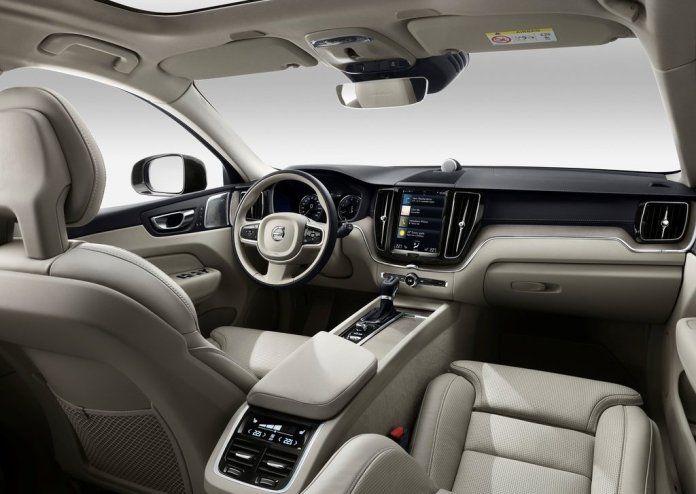 2018 Volvo Xc60 Official Images Interior Volvo Araba