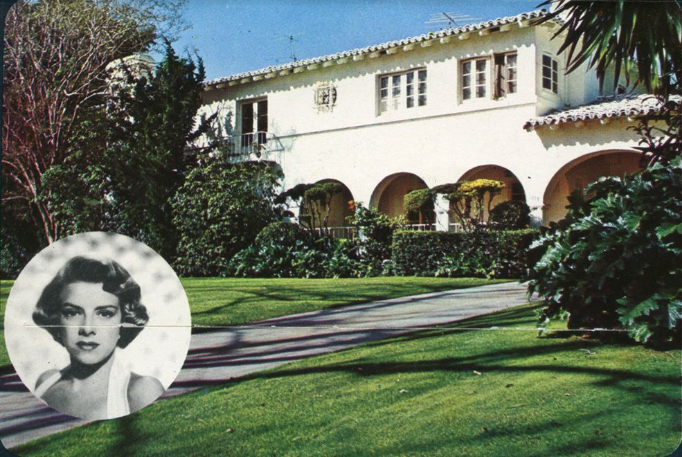 Home of rosemary clooney beverly hills 985 660 for Movie star homes beverly hills
