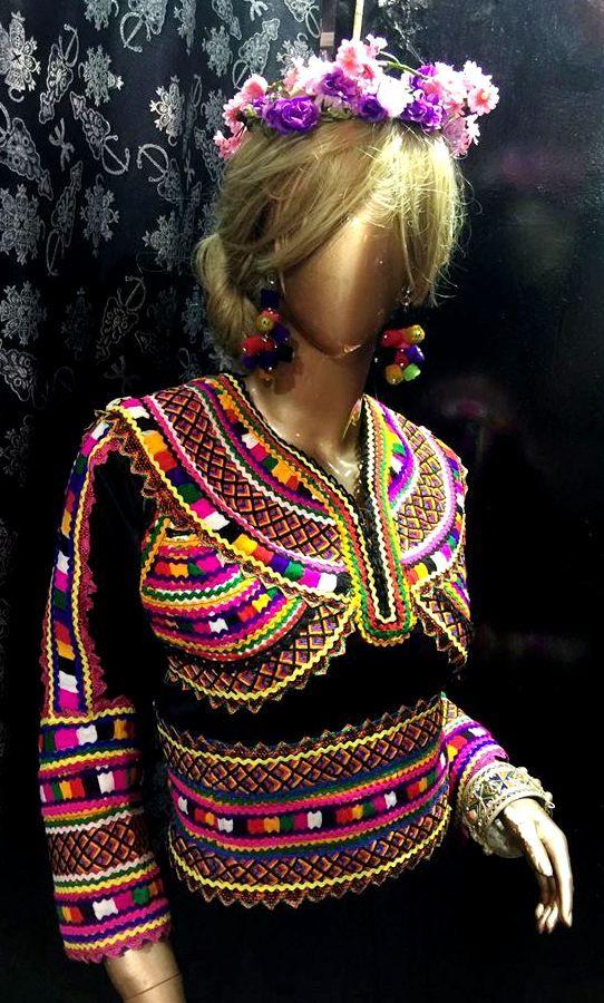 robe kabyle moderne robe kabyle pinterest. Black Bedroom Furniture Sets. Home Design Ideas