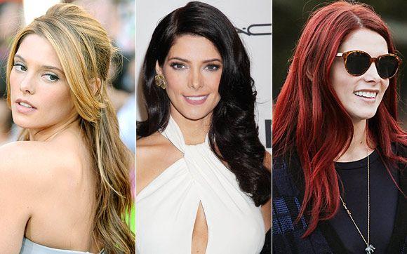 10 famosas que já foram loiras, morenas e ruivas! - SOS Cabelos - CAPRICHO