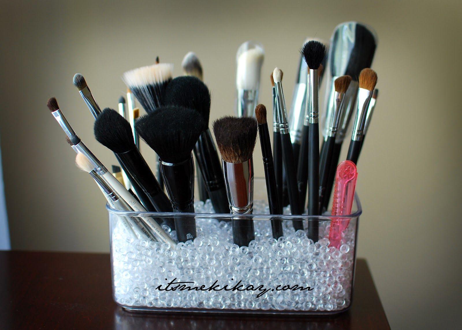 It's Me Kik y! My Favorite Makeup Brushes DIY sephora