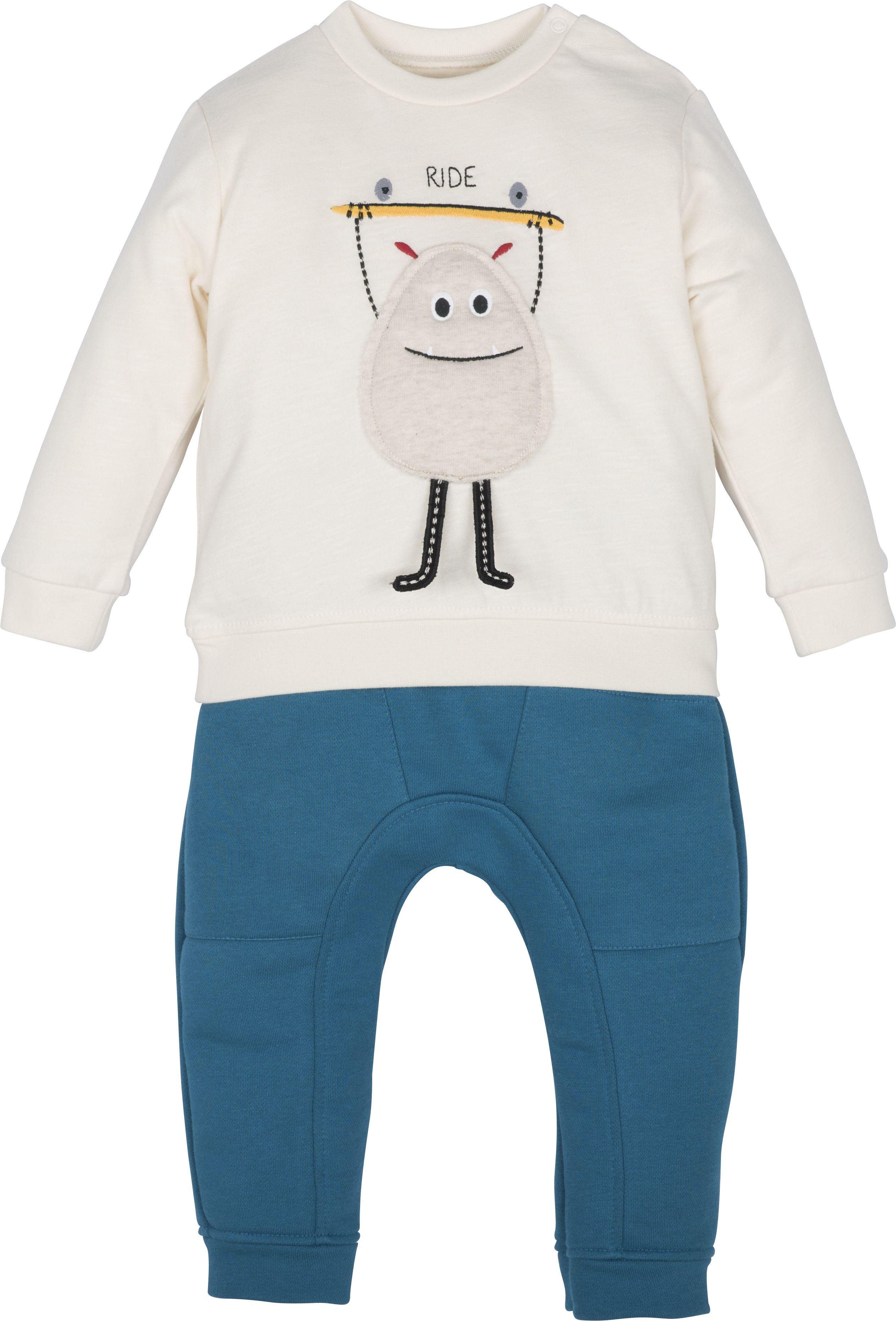 "Set Shirt mit Hose ""Ride"" 💓 #kindermode #kidsfashion #babymode #handmade #baby …"