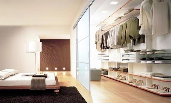 Bedroom With Walk In Closet Design Prepossessing 33 Walk In Closet Design Ideas To Find Solace In Master Bedroom Design Ideas