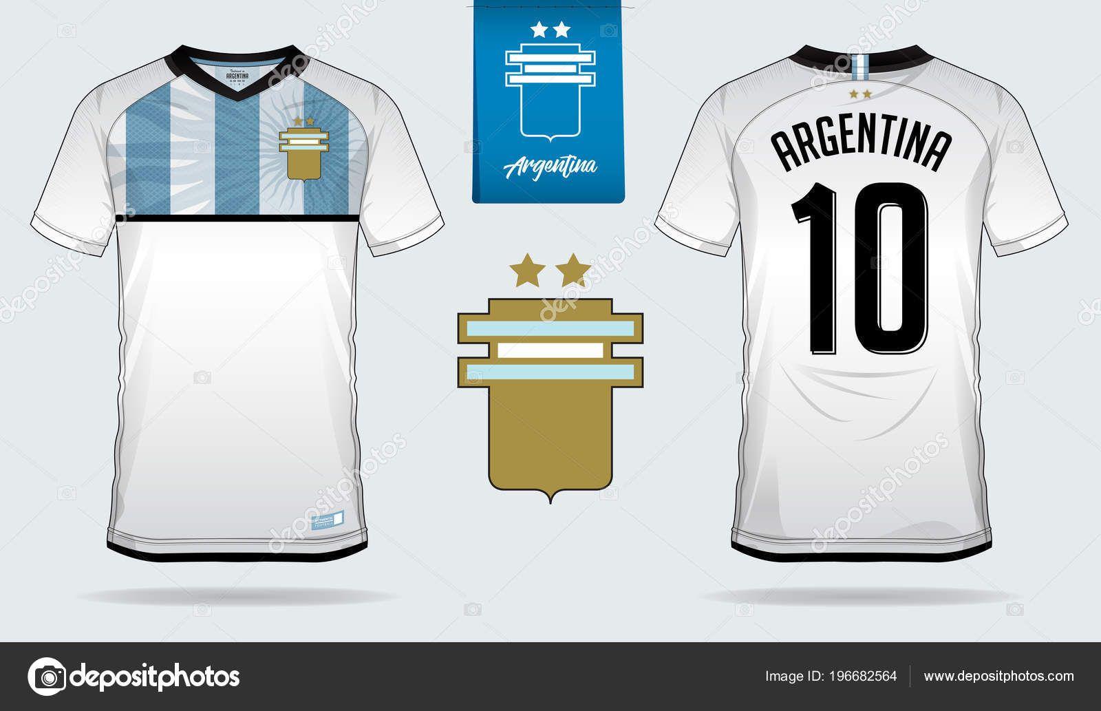 Argentina Football Tshirts Football Kits Soccer Uniforms
