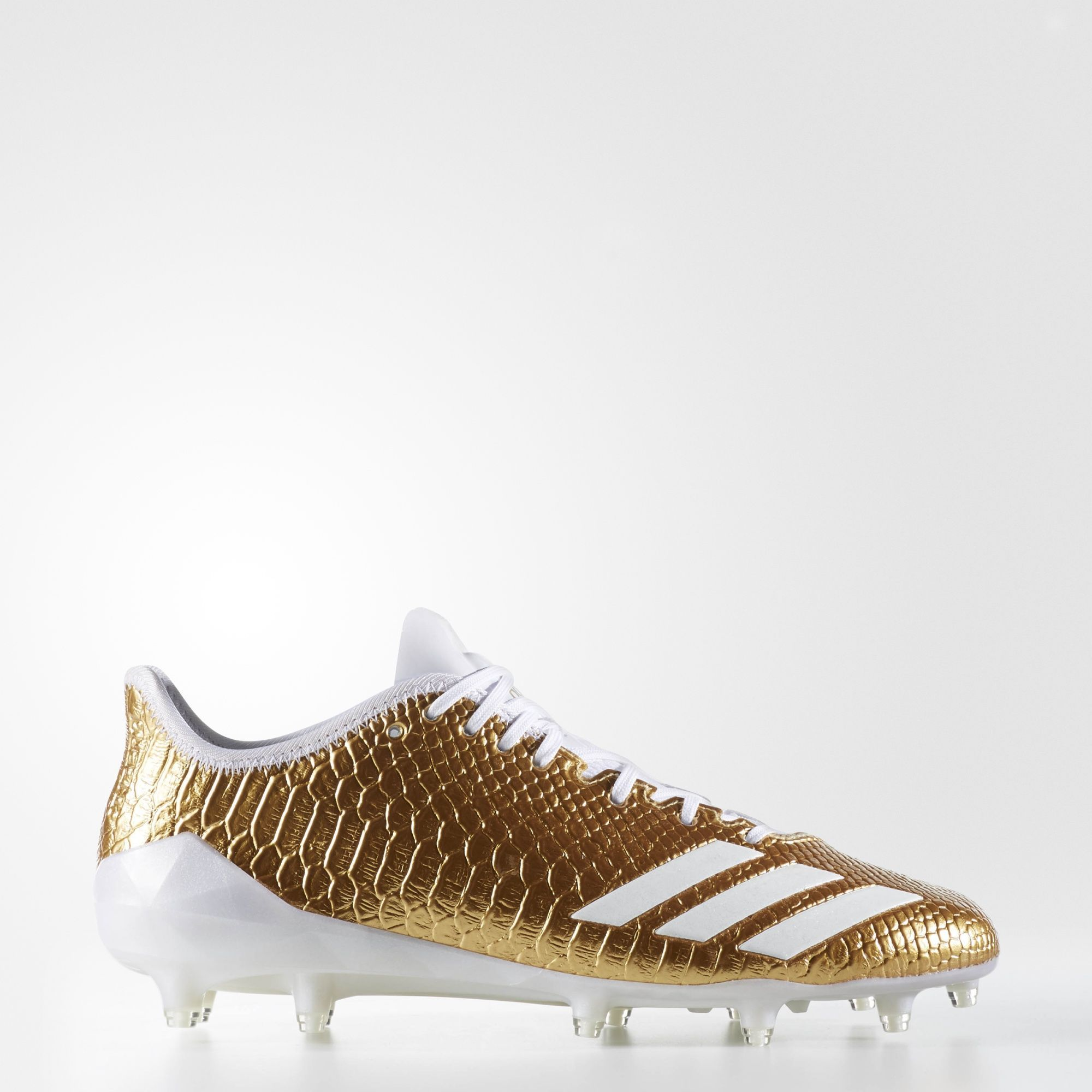 Adidas Adizero 5 Star 6 0 Gold Cleats Mens Football Cleats Gold Football Cleats Cleats