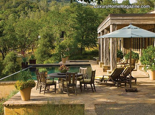 We found the ultimate Napa Valley Estate