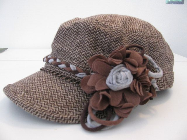 Whimsical military hat