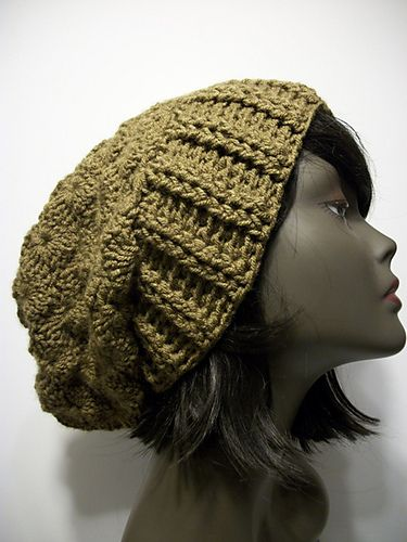 Akudo Slouchy Chunky Toque hat