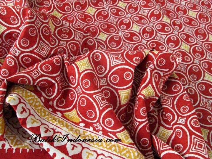 Batik Pekalongan Didominasi Oleh Motif - Batik Indonesia