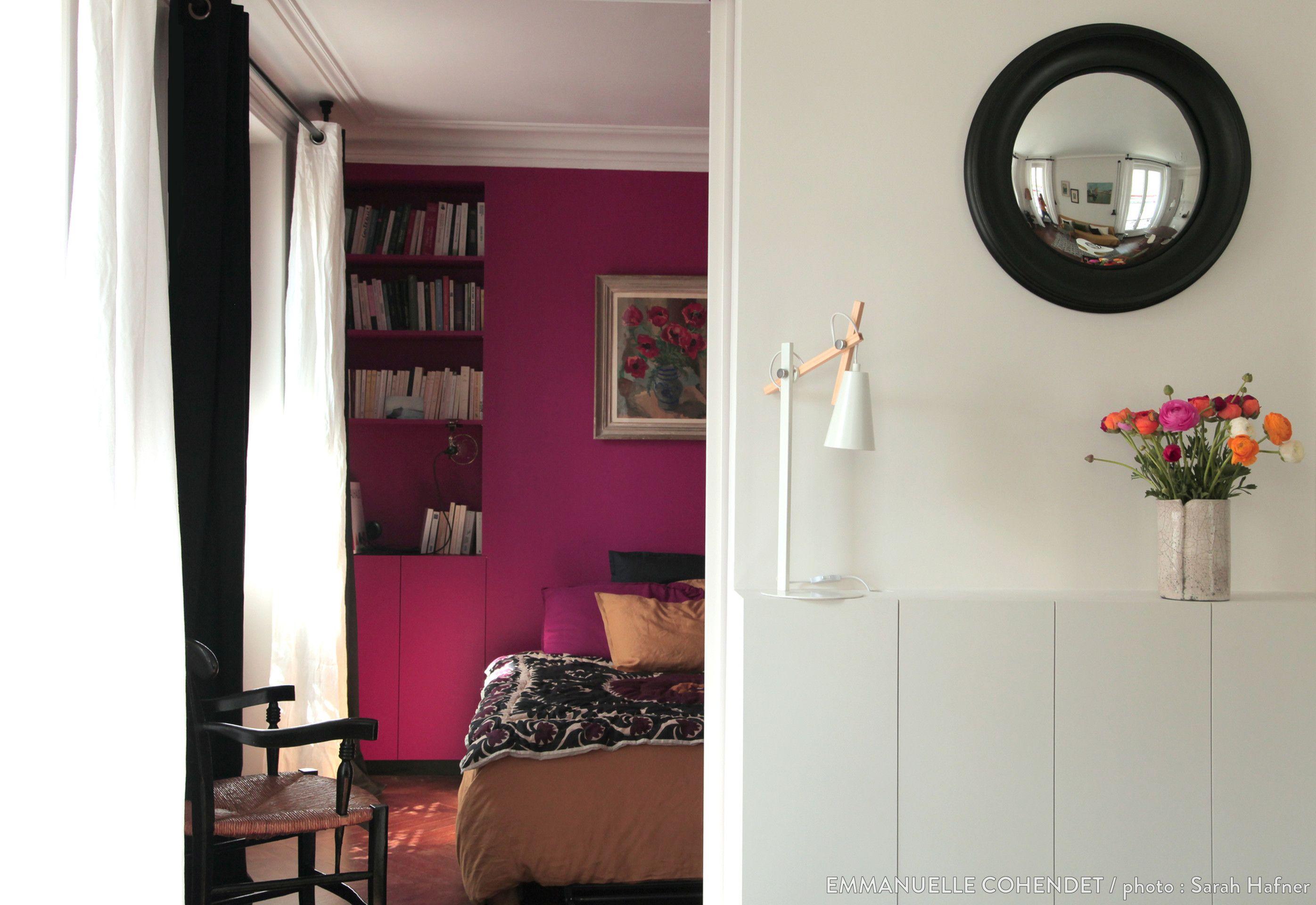 R novation et d coration d 39 un appartement parisien paris emmanuelle cohendet d corateur d - Appartement parisien decoration ...