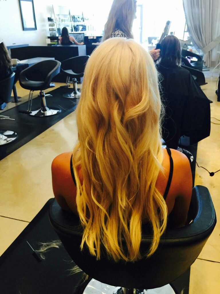 Platinum Seamless Extensions