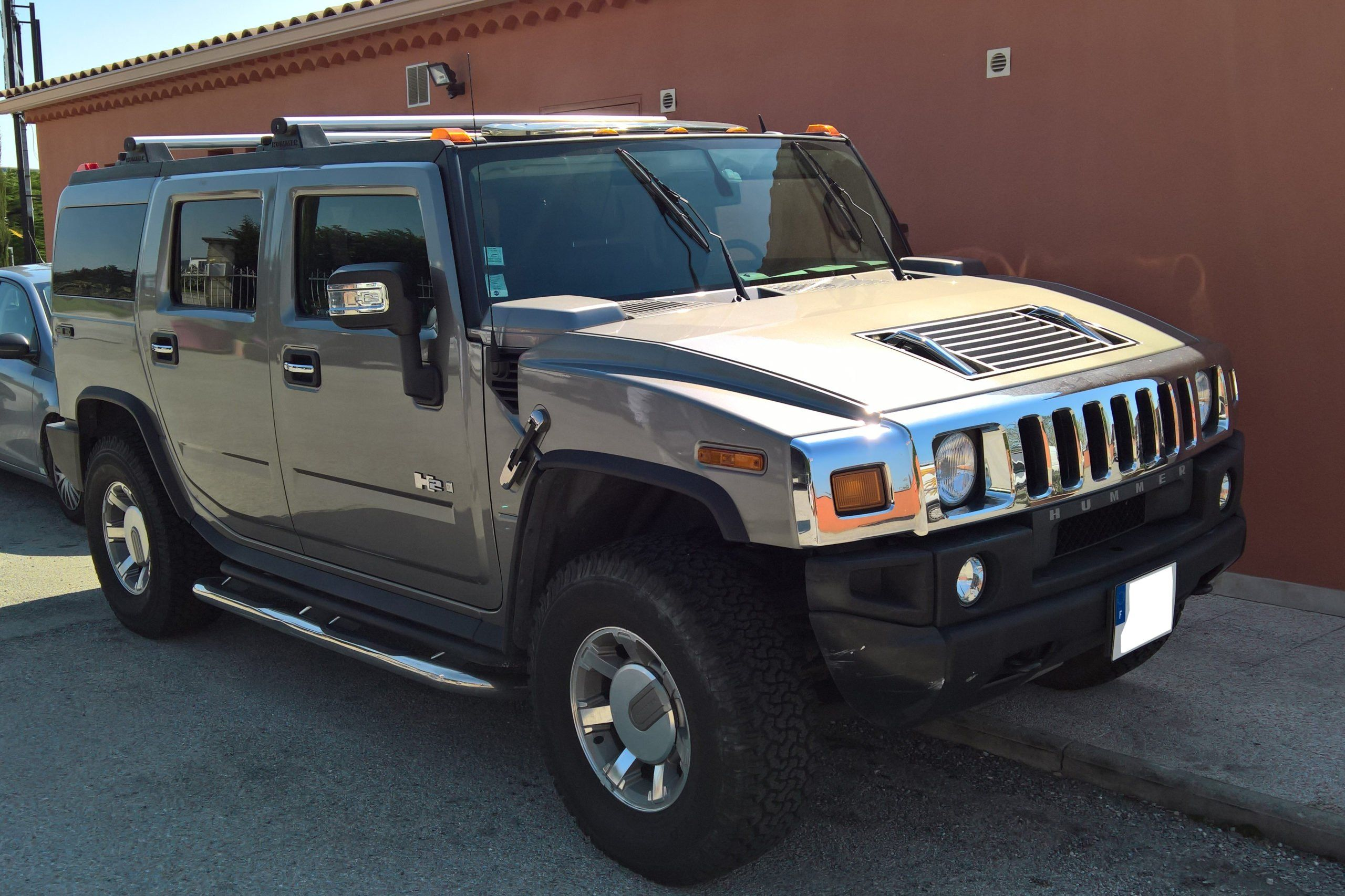 Putting A Hummer H2 On 13 Inch Wheels Can Be Tricky But It S So Worth It Hummer H2 Hummer Cars Hummer