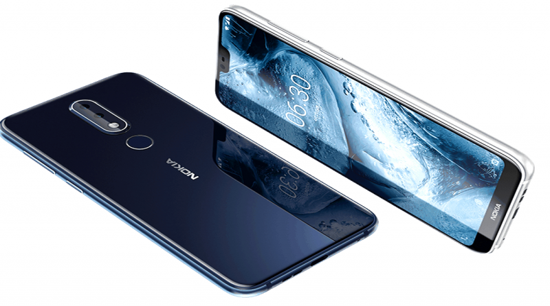 Nokia 6.1 Plus launch in china but name of nokia X6. Nokia