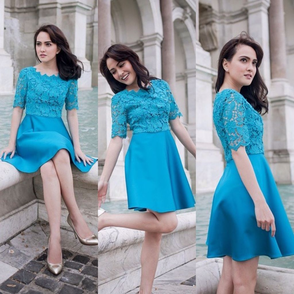 Shandy Aulia Dress I Love Pinterest