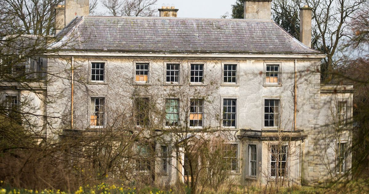 Entire village left untouched for 50 years up for sale